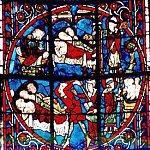 Vitrail de Bourges