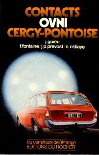 CONTACTS OVNI CERGY-PONTOISE