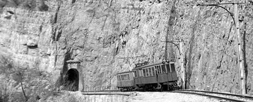 voie de tramway