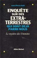 Le livre de Jean-Pierre Petit sur UMMO