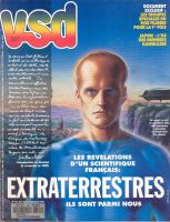couverture de VSD du 5-9-1991