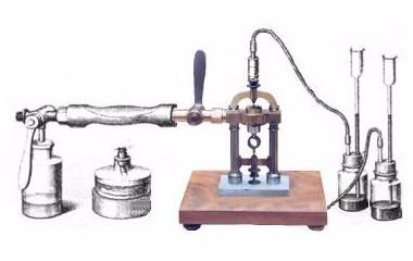 Histoire de la mesure de la vitesse de la lumi re for Miroir tournant