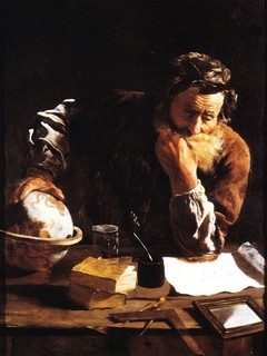 the talents of archimedes Archimedes (287-212 bc) regarded as the greatest mathematician ever, archimedes developed profound and influential knowledge on mathematical physics and engineering that are widely used in .